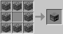 Minecraft - Рецепты