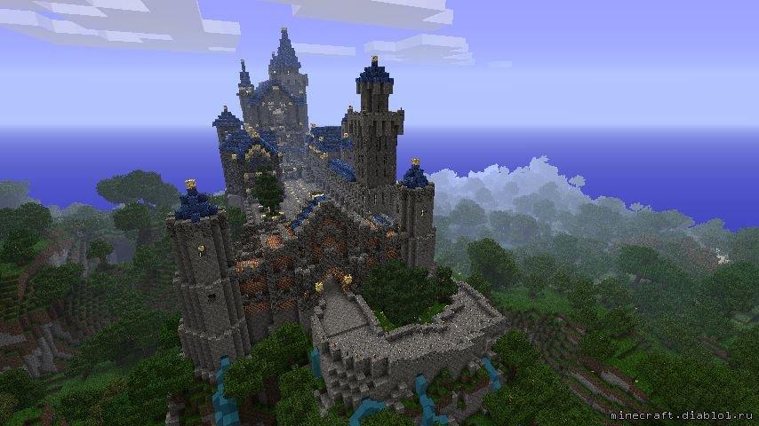 LB Photo Realism.  Пакеты текстур, немного фотошопа - и даже не верится, что эти скриншоты сделаны в Minecraft.