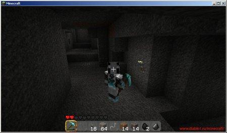 ��� ���������� ���� � Minecraft �� ���������� ������
