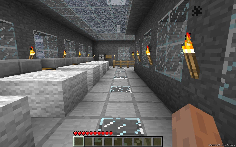 Zombies apocalypse майнкрафт карта