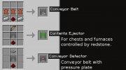 Conveyor Belts - конвееры [beta 1.7.3]