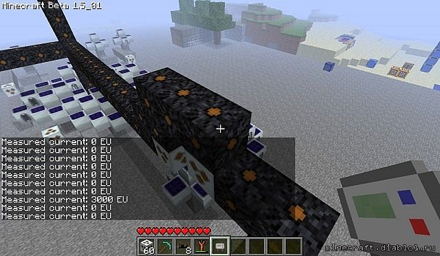 Industrial Craft - культовый мод для Minecraft Beta 1.7.3.  Последняя версия мода v8.55, и. обновляться не будет.
