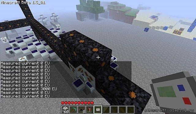 Minecraft industrial craft 2 buildcraft.Основные рецепты.  Обзор 1.