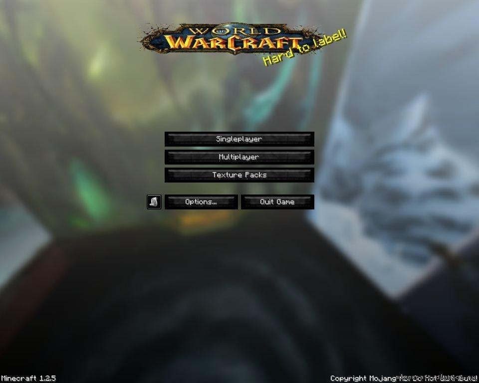 текстуры warcraft:
