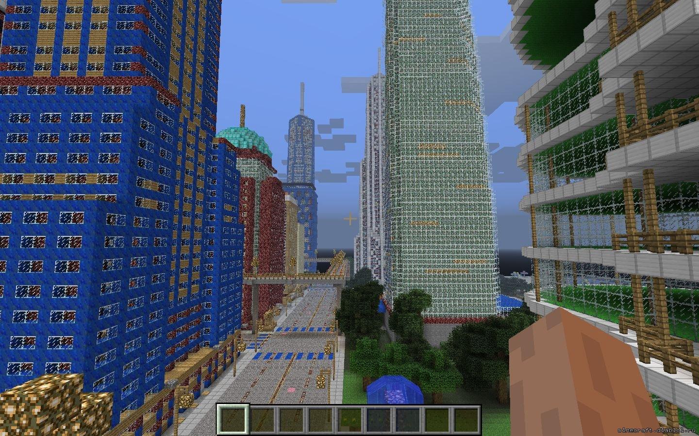 Free Torent Download Minecraft New York City Map Harrisburg - New york map in minecraft