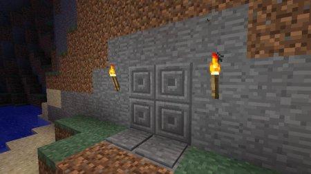 Инструкция по созданию скрытых дверей на поршнях