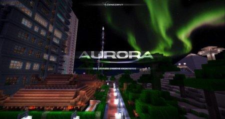 Aurora Texture Pack [x128] [1.3.2, 1.4.2, 1.5.2]