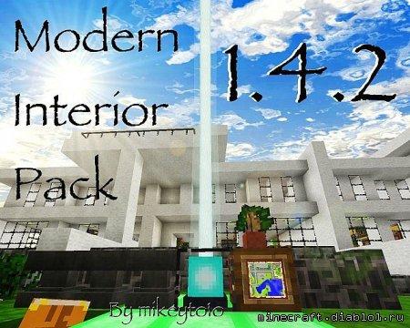 Modern Interior Pack [x16] [1.3.2, 1.4.2]