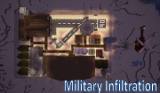 Military Base Infiltration (Приключение)