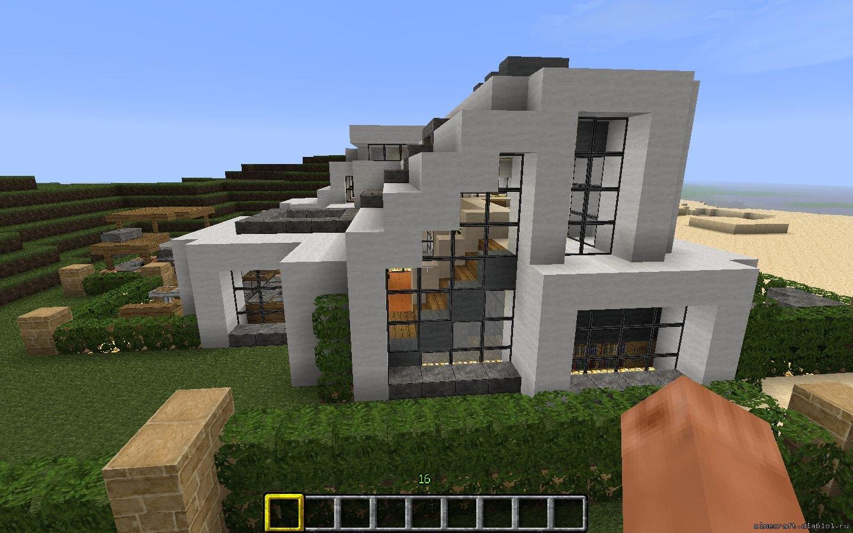Дизайн домов весьма креативен