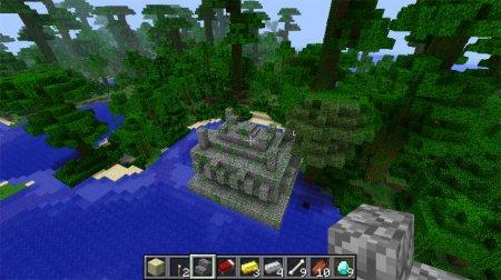 Самые популярные сиды в Minecraft Seeds Pro