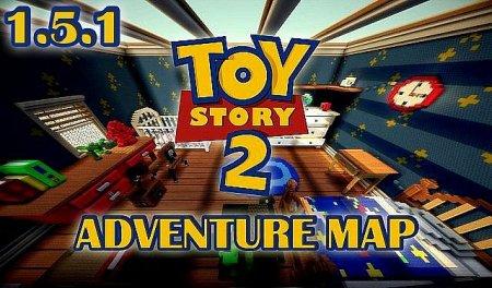 TOY STORY 2 (История игрушек 2)