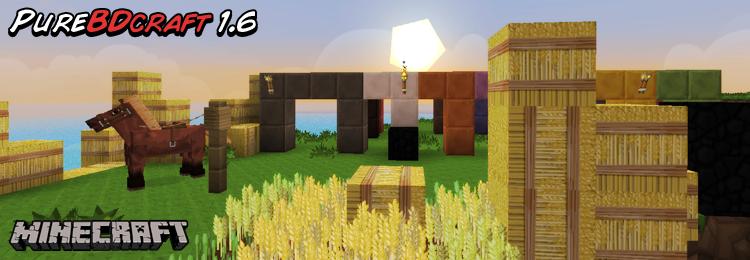 текстуры для minecraft 1 6 6: