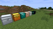 Iron Chests � Backpack [1.5.x, 1.6.x]