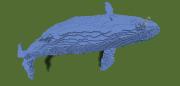 Синий кит теперь и в майнкрафте