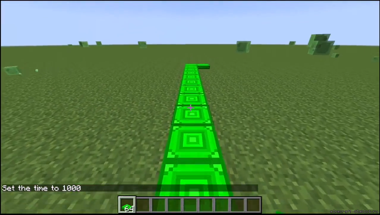 how to build a jump pad in minecraft