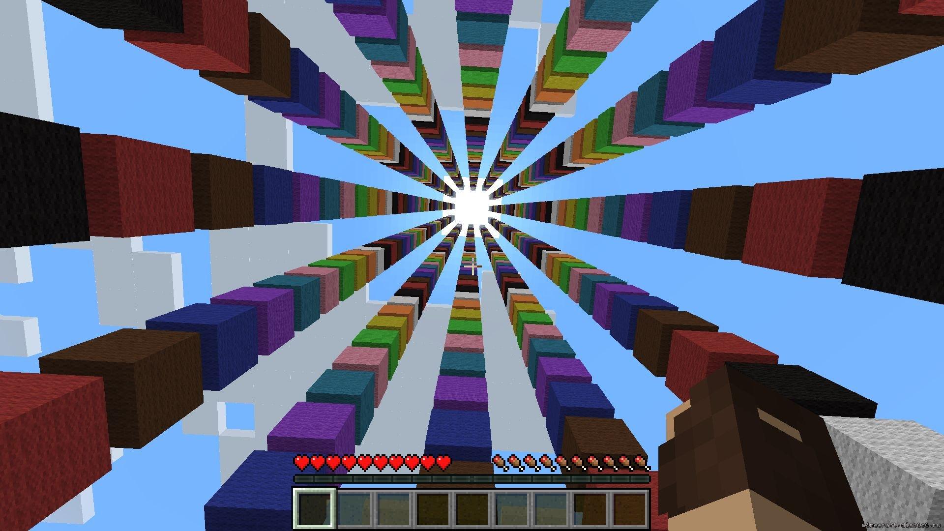 Diversity 2 [1.8] / Карты для Майнкрафт / Minecraft Inside